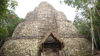 Coba Cenote and Maya Village Private Guided Tour