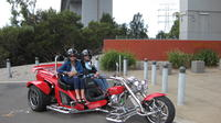 Private Melbourne Trike Tour Hire for Two with Driver, Melbourne City Motorcycle, Scooter & Bicycle Hire