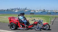 Trike Tour of Melbourne's West Gate and Williamstown for Two image 1
