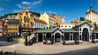 Karlovy Vary Full Day Tour from Prague with 3-Course Lunch