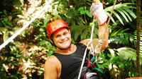 Amazing Zipline Canopy Tour with Aerial Tram Ride Private from San Jose