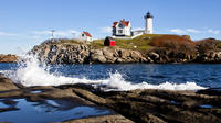 Private Day Trip From Boston to Coastal Maine