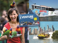 Picture of Brisbane, Gold Coast and Sunshine Coast Great Sunshine Way Attraction Pass