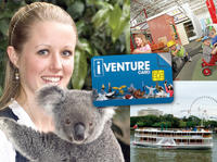 Forfait Brisbane Flexi Attraction Pass image 1