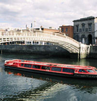 Dublin Liffey River Cruise