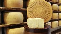 Parmigiano Cheese and Vinegar Food Tour with Wine Tasting