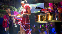 South Beach Salsa Classes and Dancing with Live Band