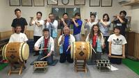 Traditional Japanese Drum Experience in Nagoya