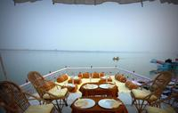 Varanasi Bajda Night Cruise Including Dinner