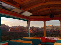Trolley Tour of Boynton Canyon
