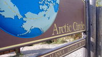 Arctic Circle Drive from Fairbanks