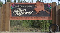 Small-Group Arctic Circle Drive and Fly Tour from Fairbanks