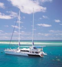 Michaelmas Cay Dive and Snorkel Cruise from Cairns