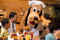 Christmas Day Breakfast or Dinner at Chef Mickey