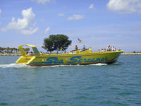 Clearwater Beach Day Trip from Orlando with Sea Screamer Boat Ride