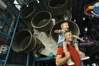 Kennedy Space Center Ultimate Experience: Dine with an Astronaut and Tour from Orlando