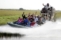 Kennedy Space Center und Propellerboot-Safari in den Everglades