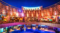 Luxury Family Fun Night: Dinner and a Movie at Universal Orlando Resort with Limousine