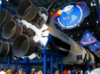 Tagesausflug zum Kennedy Space Center, inklusive Transport ab Orlando