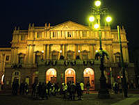 Milan by Night Tour
