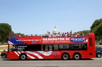 2-Day Washington DC Hop-on Hop-off Tour