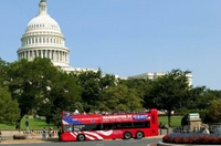 2-tägige Washington D.C.-Hop-on-Hop-off-Tour: