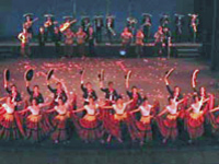 Folkloric Ballet in Mexico City