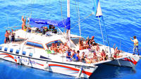 Sail on Board of the Catamaran Afrikat