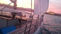 Sunset Catamaran Sailing in Mallorca
