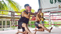 2-Hour Muay Thai Lesson Including Pad Thai