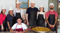 Valencia Historical Guided Tour and Paella Cooking Class