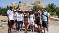 Acropolis and City tour and the Ancient Agora and the Attalos Museum