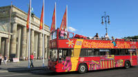City Sightseeing Berlin Hop on Hop off Tour with optional Madame Tussauds, Berlin Dungeon, SEA LIFE or LEGOLand Discovery Centre Entry