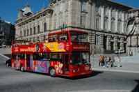 City Sightseeing Porto Hop On Hop Off Tour
