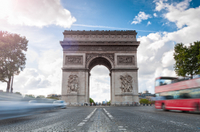 Hop-on-Hop-off-Tour durch Paris