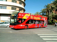 Malaga Shore Excursion: Malaga City Hop-on Hop-off Tour
