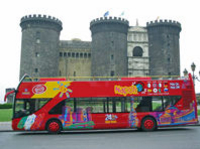 Naples City Hop-on Hop-off Tour
