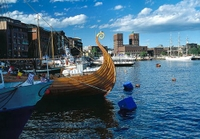 Oslo Shore Excursion: Oslo City Hop-On Hop-Off Tour
