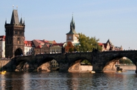 Prague City Hop-On Hop-Off Tour With Optional Vltava River Cruise and Walking Tours