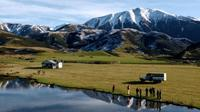 Full-Day Alpine Safari 4WD tour including TranzAlpine Train from Christchurch