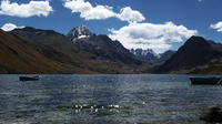 Querococha Lagoon and Chavin de Huantar from Huaraz