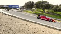 Monterey Laguna Seca Three Day Formula Car Racing Program