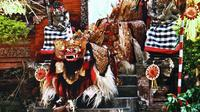 Ayung White Water Rafting And Barong Dance Perfomance Tour