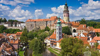Private Return Transfer from Passau to Cesky Krumlov with Optional Guided Tour