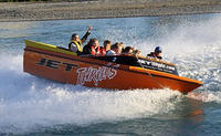 Akaroa Shore Excursion: Banks Peninsula, Christchurch City Tour and Jet Boat on Waimak River, Christchurch Tours and Sightseeing
