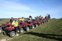 Kaikoura Quad Bike Tour from Christchurch