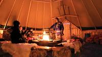 Reindeer Camp Dinner with Chance of Northern Lights in Tromso