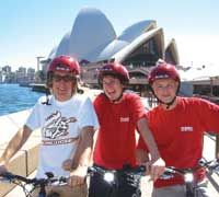 Bicycle Tours in Australia