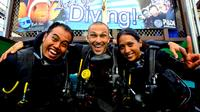 Beginner Diving Experience in Nusa Lembongan