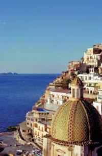 Naples Airport to Positano or Ravello Private Arrival Transfer